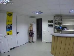 Dome Überwachungskamera im Test